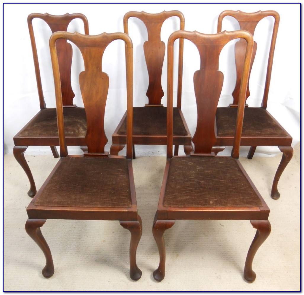 Queen Anne Dining Chair Legs