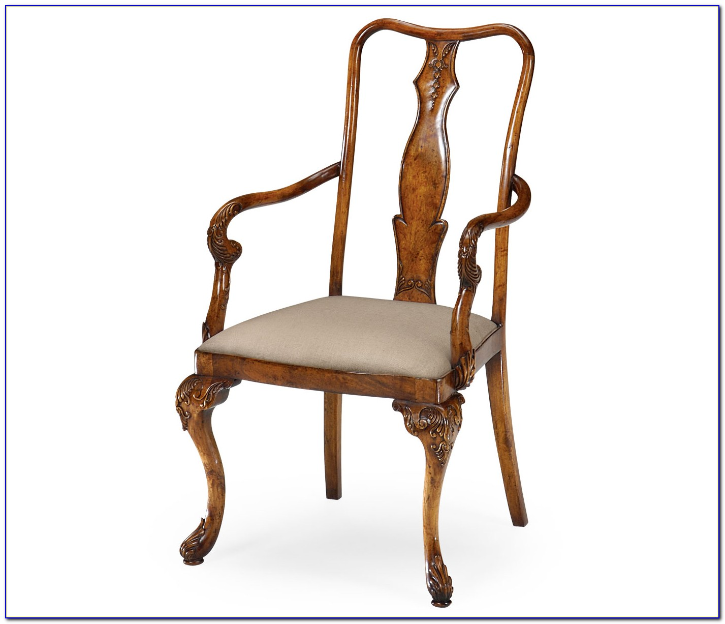 Queen Anne Dining Chairs Cherry