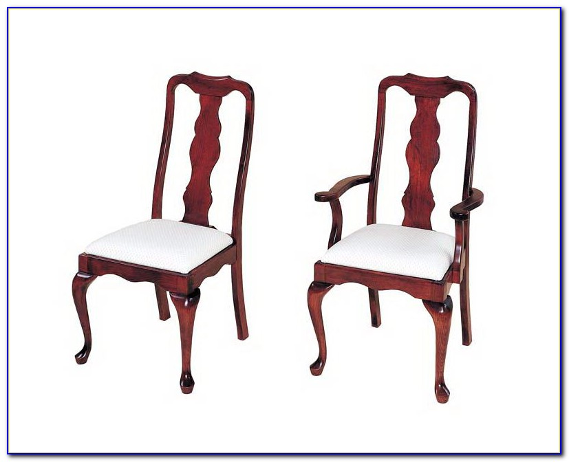 Queen Anne Dining Chairs Ebay
