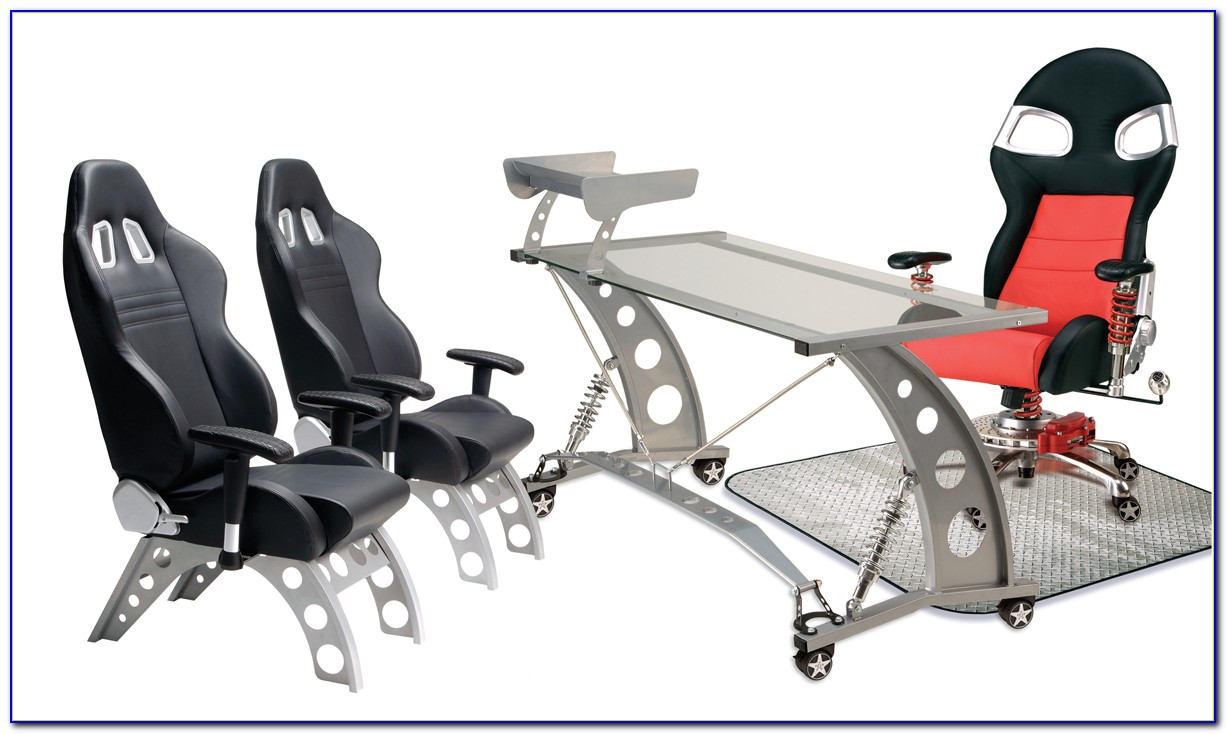 Race Car Inspired Office Chairs