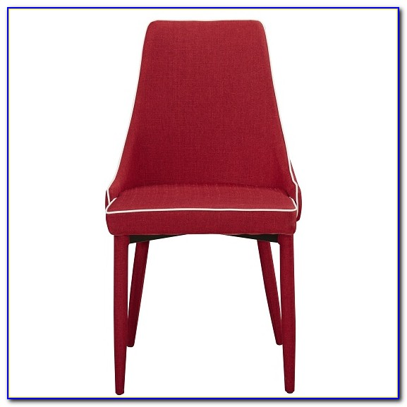 Red Dining Table Chairs