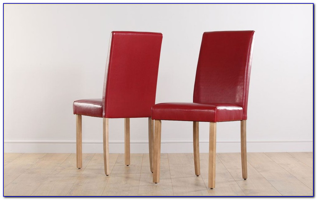 Red Leather Dining Chairs Ireland