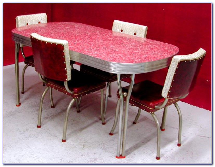 Retro Kitchen Table And Chairs Ottawa