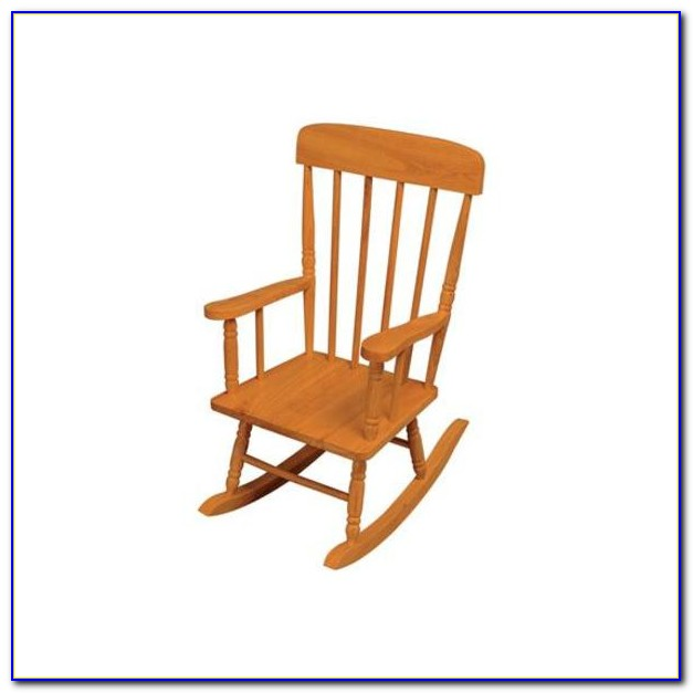 Rocking Chair For Baby Feeding