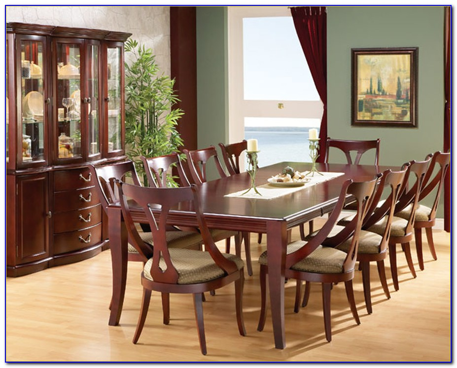 Rooms To Go Calistoga Dining Set