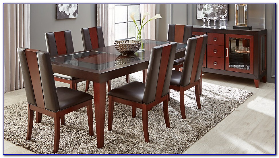 Rooms To Go Dining Set