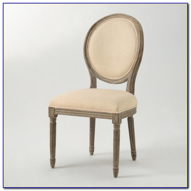 Round Back Dining Chairs With Arms
