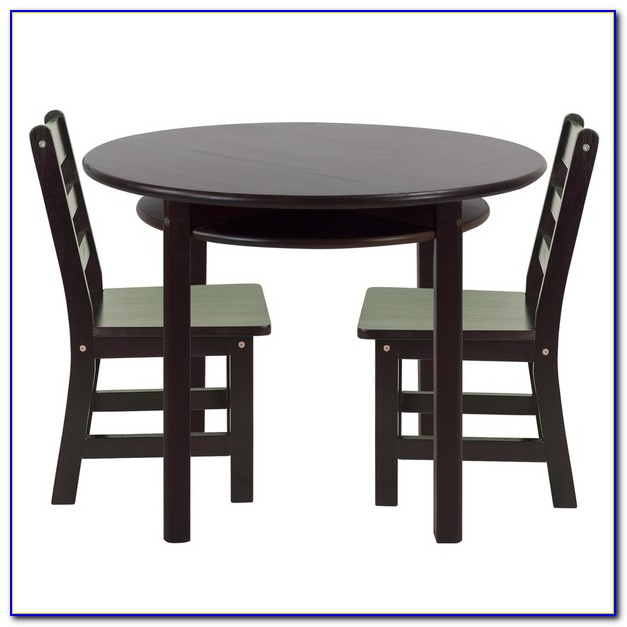 Round Table And Chair Set Cover