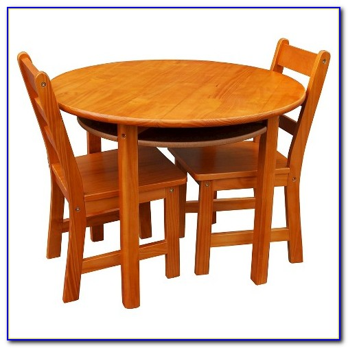 Round Table And Chair Set Ikea