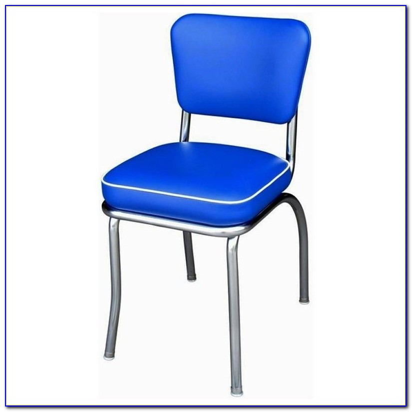 Royal Blue Velvet Dining Chairs