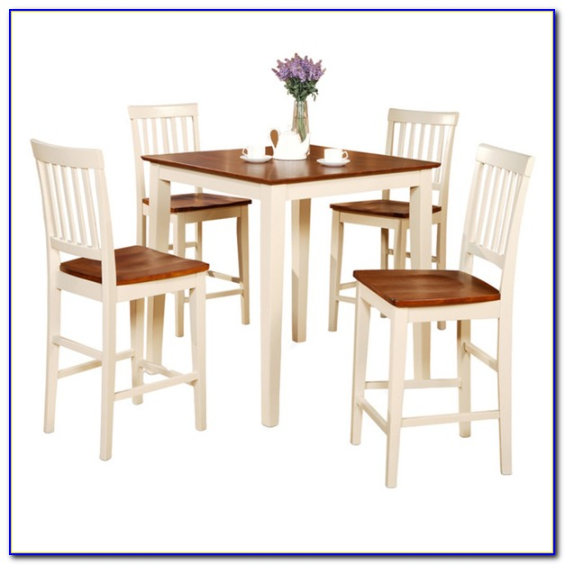Sears Pub Table And Chairs Set