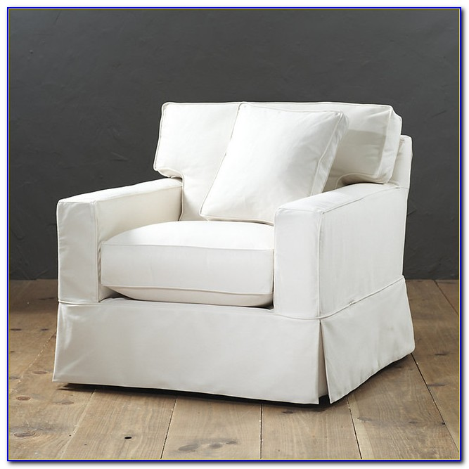 Slipcover For Chair And A Half