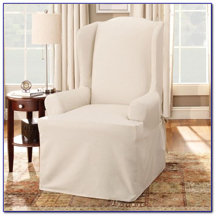 Slipcover For Chair Cushion