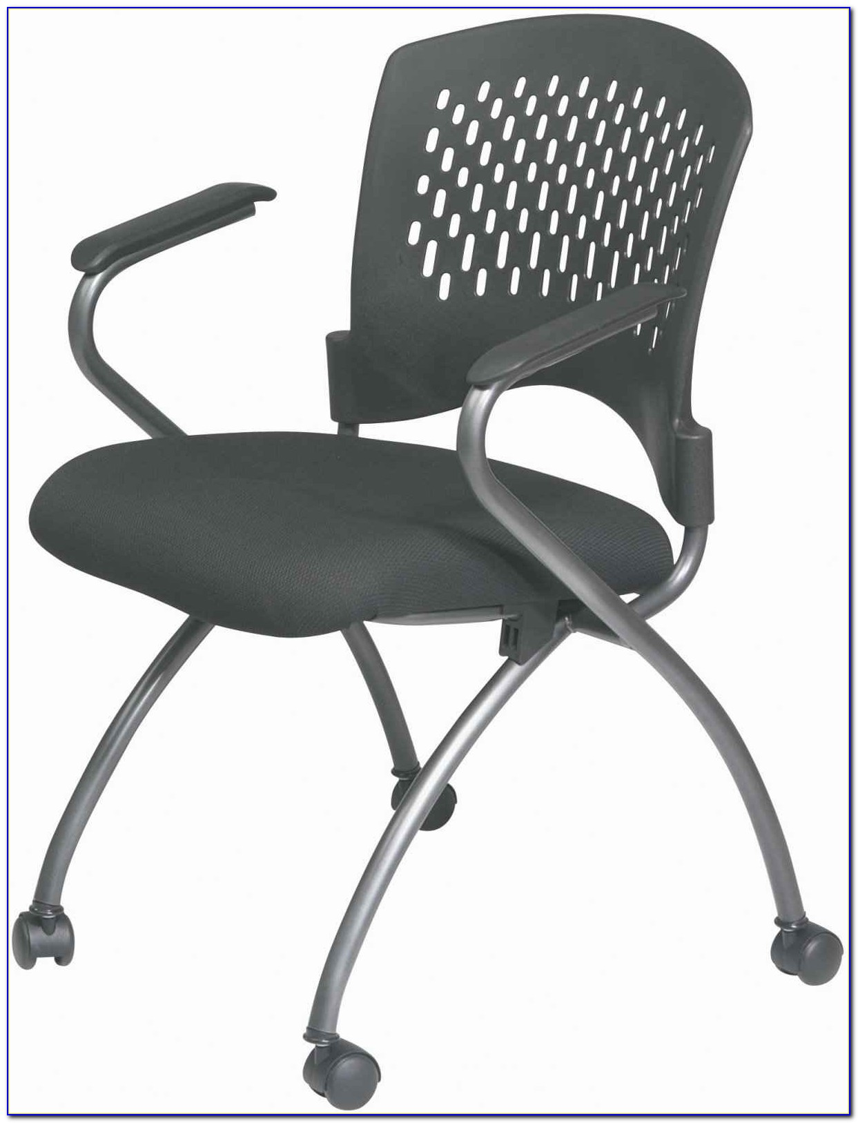 Small Desk Chair Without Wheels
