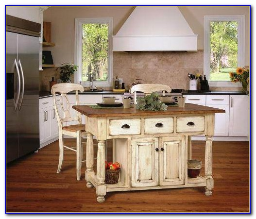 Small Kitchen Island With Chairs