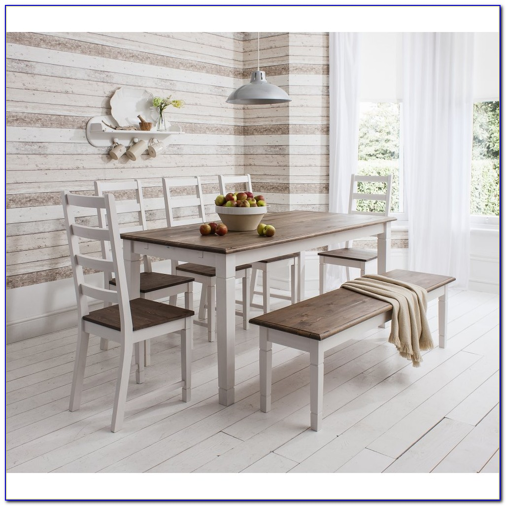 Small Kitchen Table With Bench And Chairs
