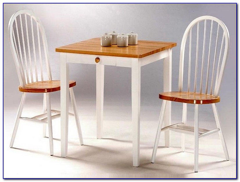 Small Kitchen Tables And Chairs For Small Spaces