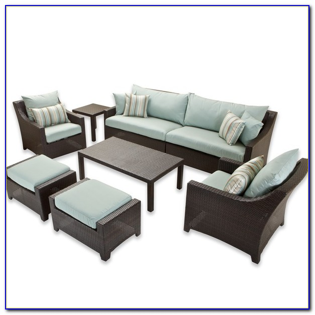 Sofa And Cuddle Chair Set