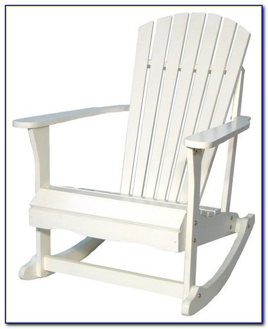 Solid Wood Indoor Rocking Chair