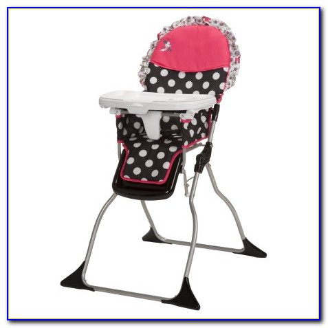Space Saver High Chair For Girl