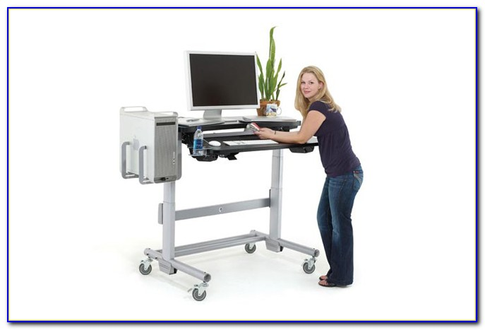 Stand Up Desk Office Chair