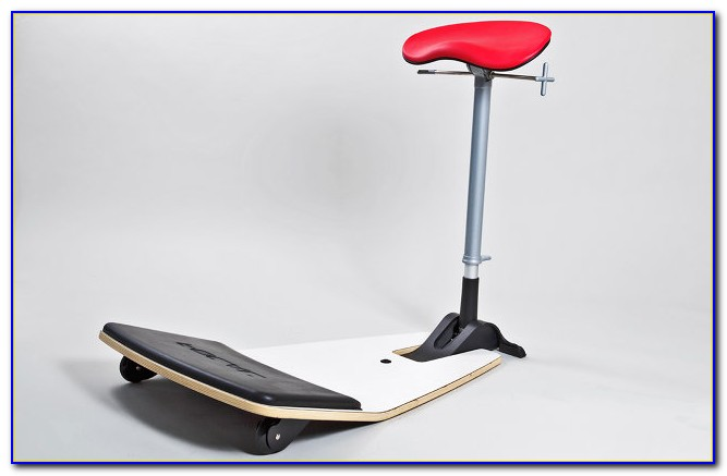 Stand Up Office Chair