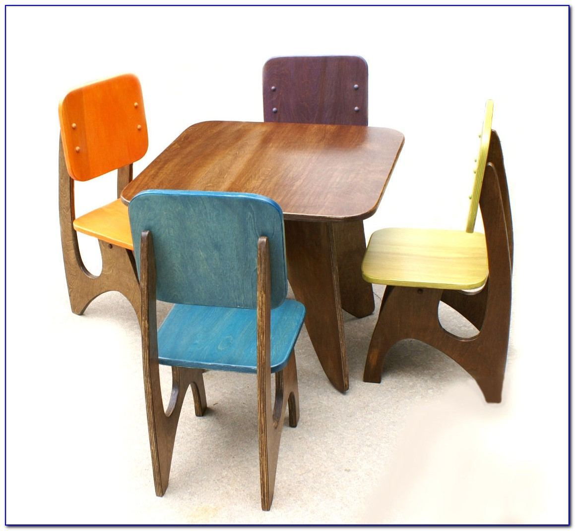 Table Chair Set For Toddlers India