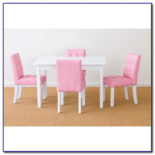 Toddler Chair And Table Set