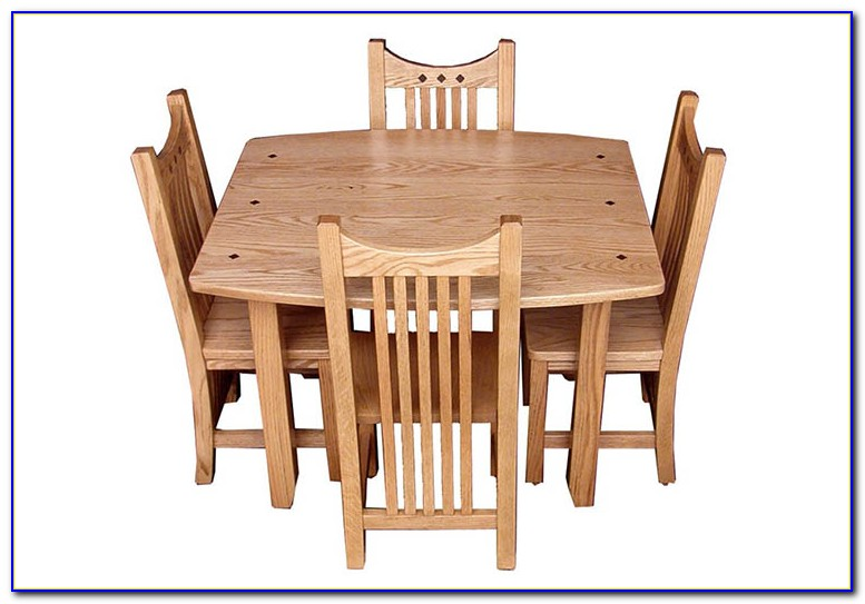 Toddler Round Wooden Table And Chairs