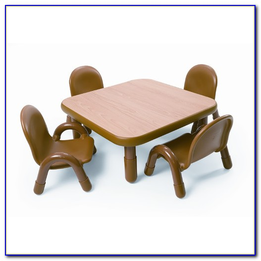 Toddler Table And Chair Sets Wood