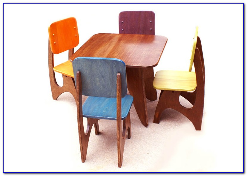 Toddler Wooden Table And Chairs Australia