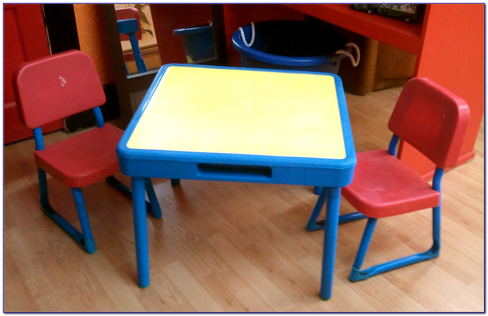 Toddlers Table And Chairs Argos