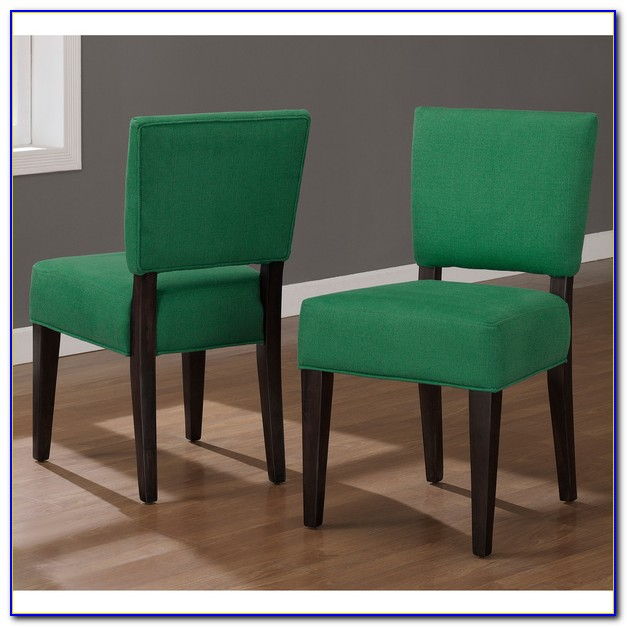 Torrington Set Of 2 Tufted Velvet Dining Chairs
