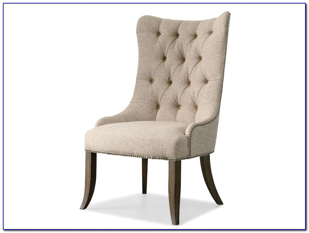 Tufted Dining Room Chairs