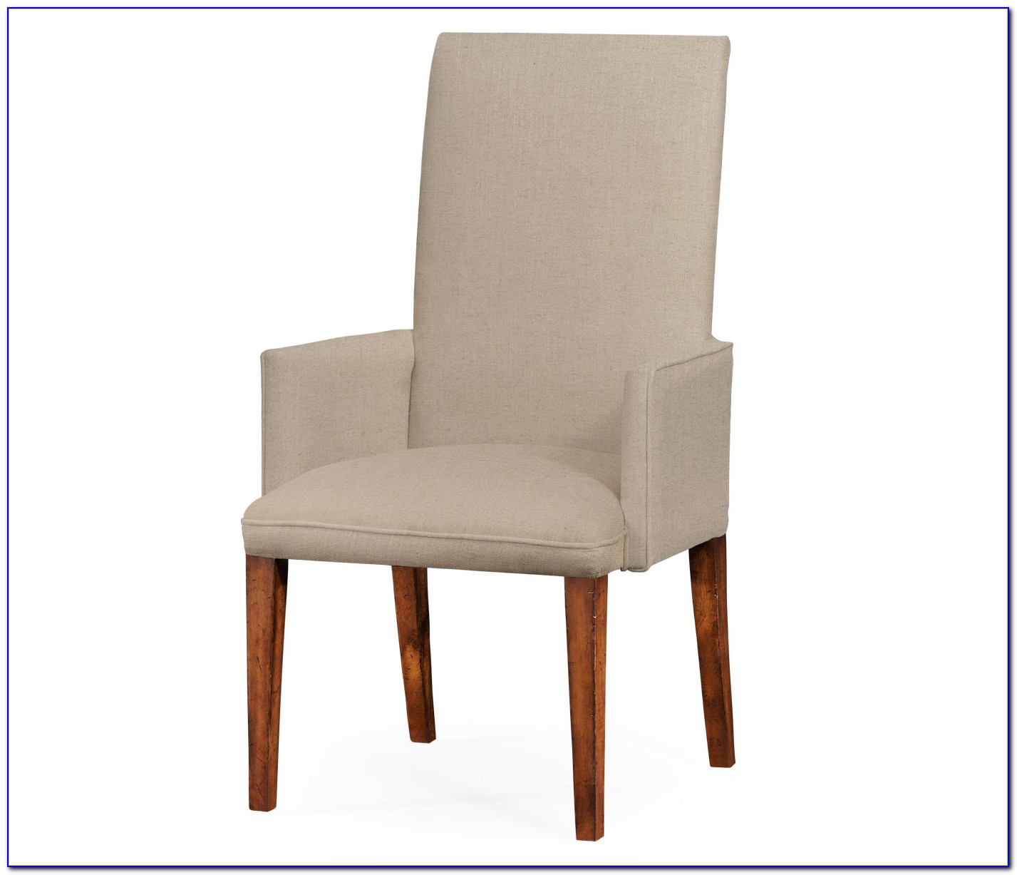 Upholstered Arm Dining Chairs