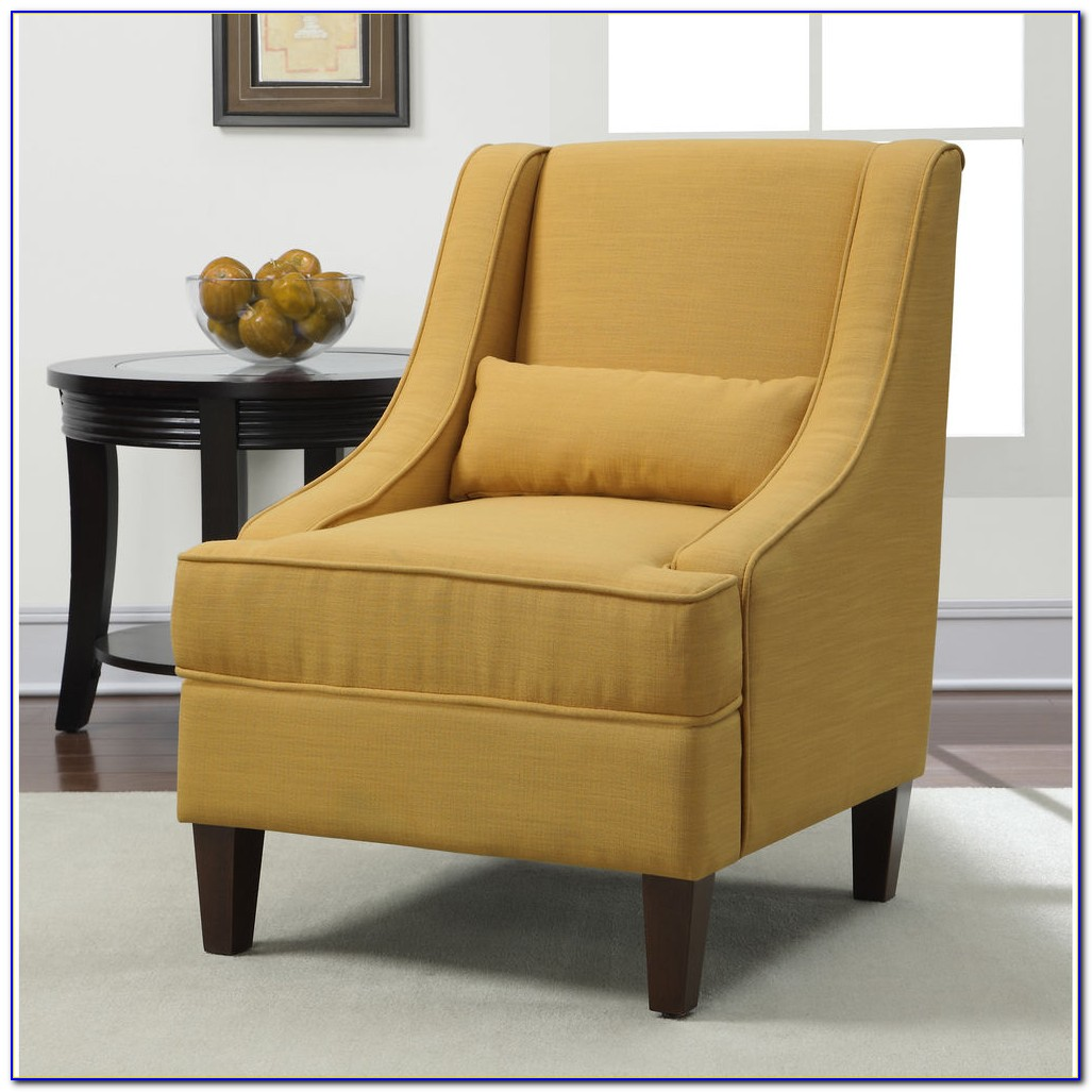 Upholstered Living Room Armchairs