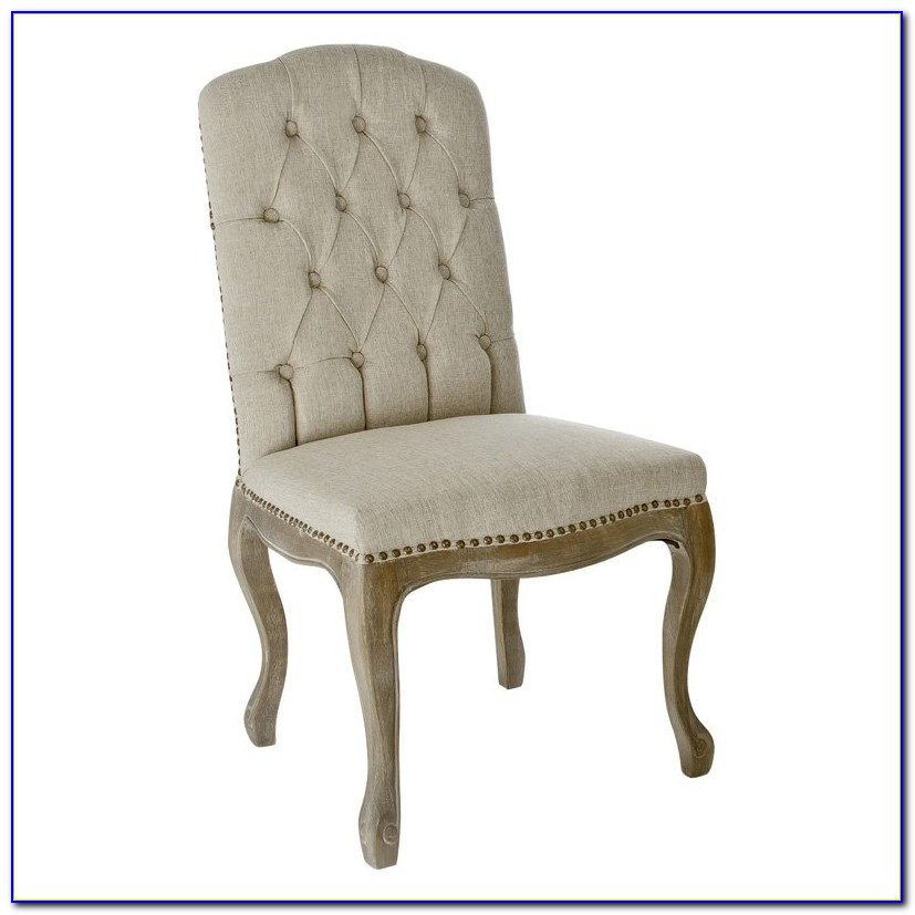 Velvet Tufted Dining Room Chairs