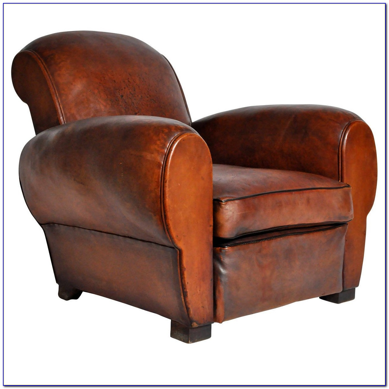 Vintage Leather Club Chair Melbourne