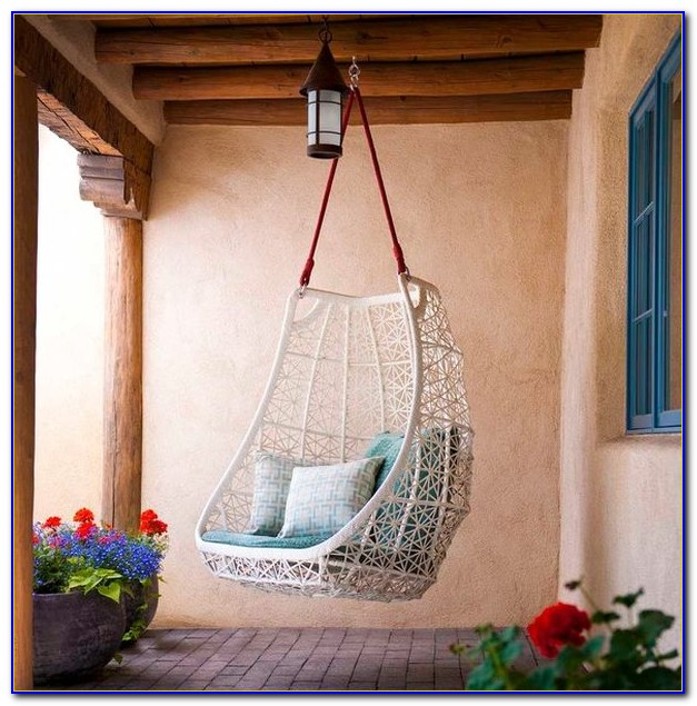 What Are Chairs That Hang From The Ceiling Called