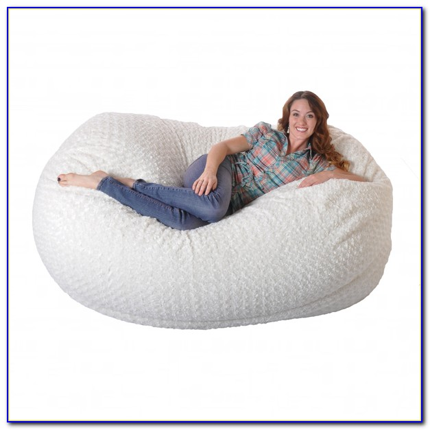 White Bean Bag Chair Canada