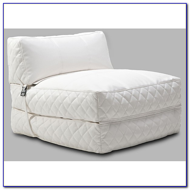 White Bean Bag Chair Target