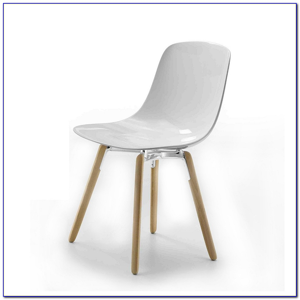 White Chair Oak Legs