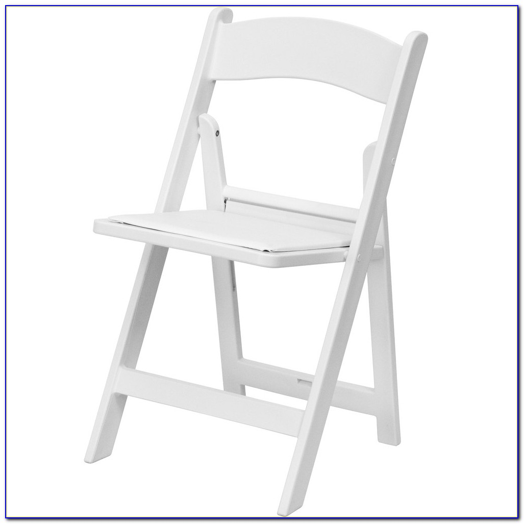 White Plastic Folding Chairs In Bulk