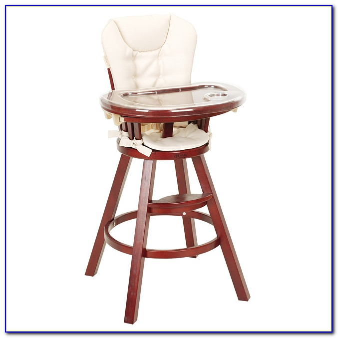 Wooden Baby High Chair India