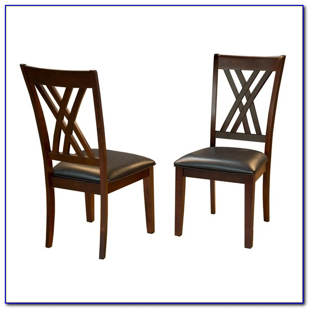 X Back Chair Dining Set