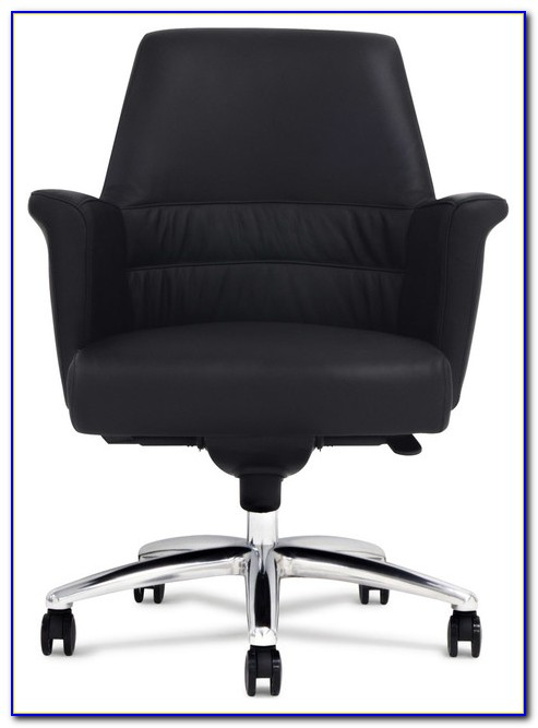 100 Genuine Leather Office Chair