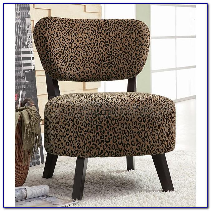 Animal Print Occasional Chairs