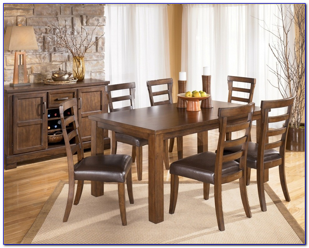 Ashley Furniture Black Kitchen Chairs