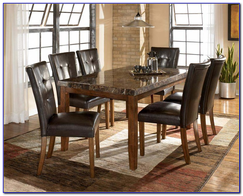 Ashley Furniture Porter Dining Room Set