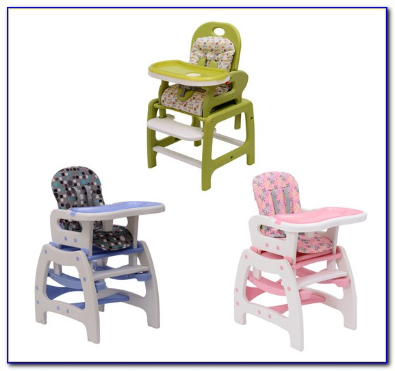 Baby Table Top High Chair